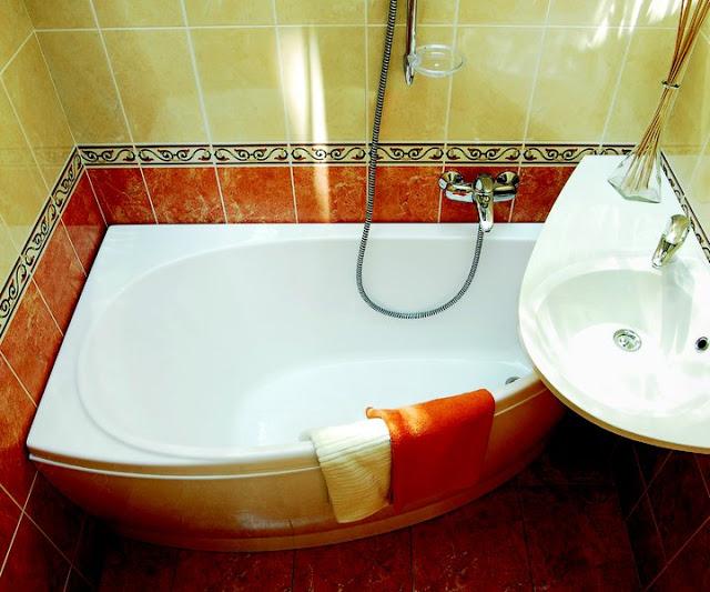 Дизайн ванной подобрать